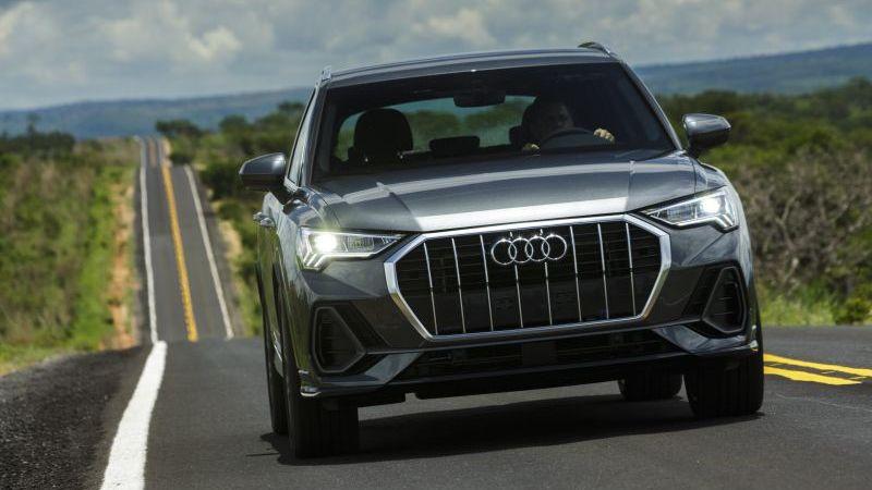 Novo Audi Q3 entra em pré-venda no Brasil por R$ 179.990