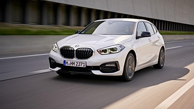 Terceira geração do BMW Série 1 é lançada no Brasil