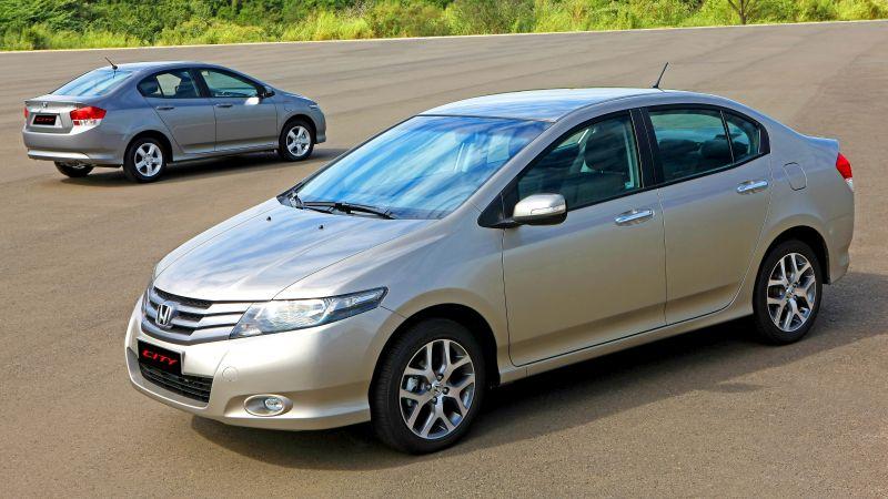 Honda celebra os 10 anos da produção brasileira do City