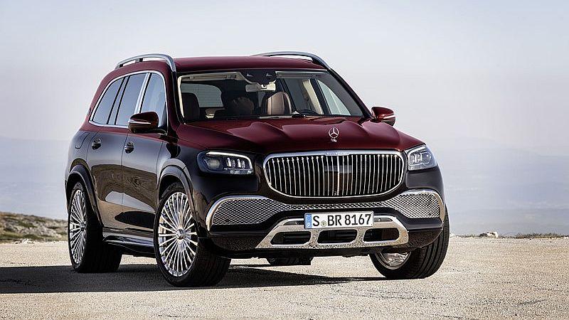 Luxuoso, Mercedes-Maybach GLS 600 chega para brigar com Bentley e Rolls-Royce