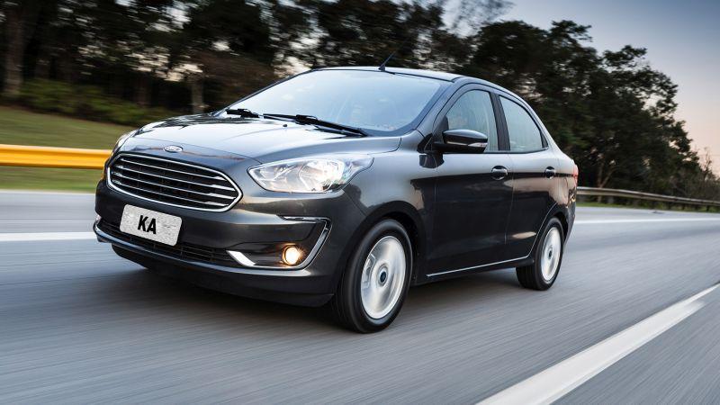 Ford anuncia promoção de Black Friday para Ka e EcoSport