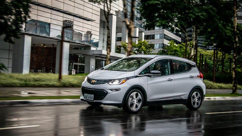 Chevrolet inicia pré-venda do Bolt no Brasil