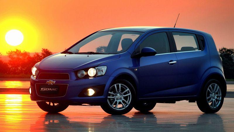 Recall da Chevrolet convoca Sonic, Tracker e Cruze por conta dos airbags da Takata