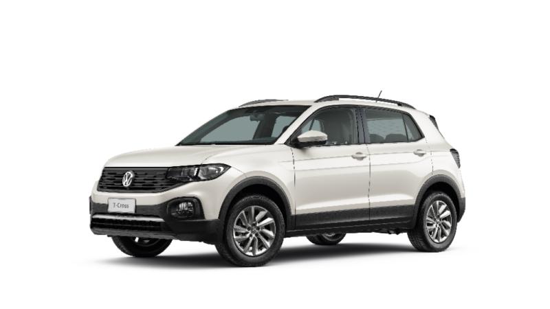 Volkswagen anuncia T-Cross PcD por R$ 69.990