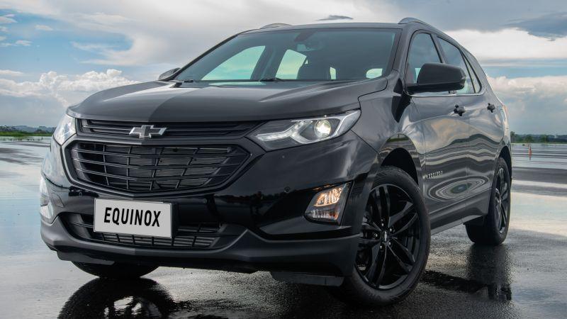 Chevrolet Equinox 2020 ganha versões equipadas com o motor 1.5 turbo