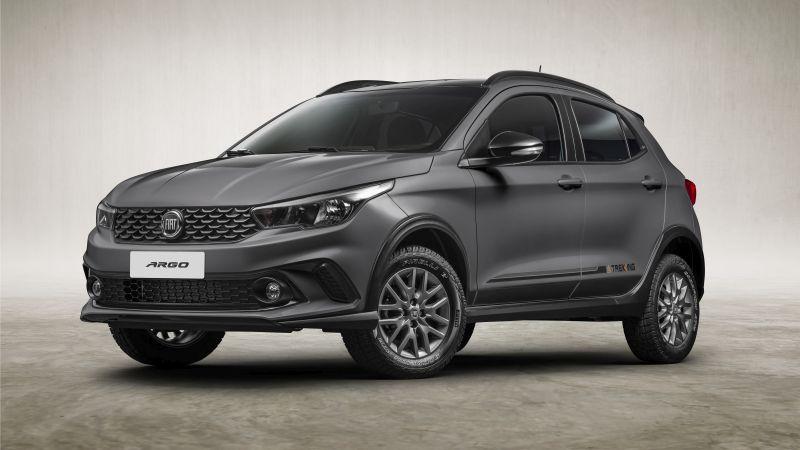 Fiat lança Argo Trekking com motor 1.8 e câmbio automático por R$ 68.990