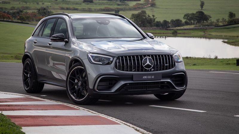 Mercedes-AMG GLC 63 é lançado por R$ 549.900