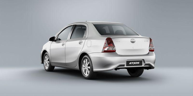 Toyota Etios Sedã 2020 ganha opção de kit GNV
