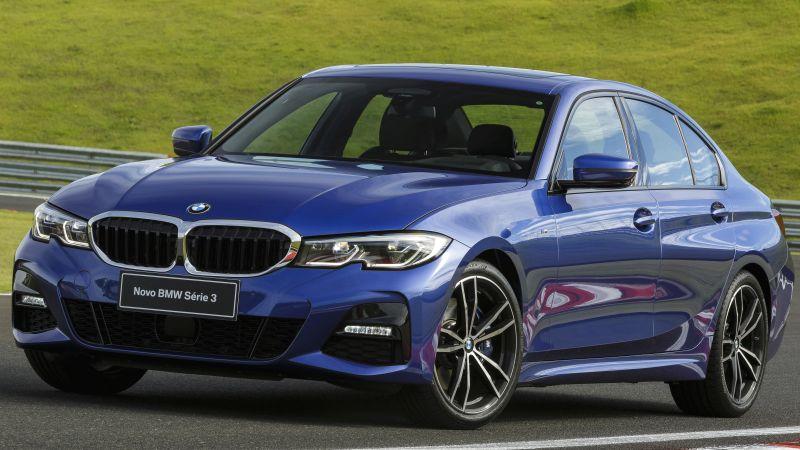 Recall da BMW convoca 330i por problema no motor
