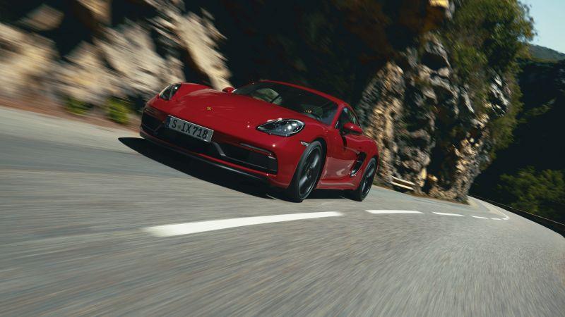 Com seis cilindros, novo Porsche 718 GTS 4.0 é apresentado