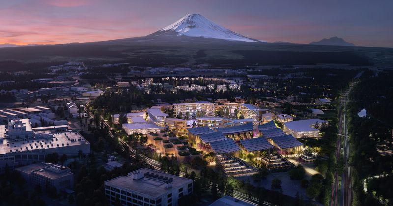 Toyota vai construir cidade inteligente na base do Monte Fuji, no Japão