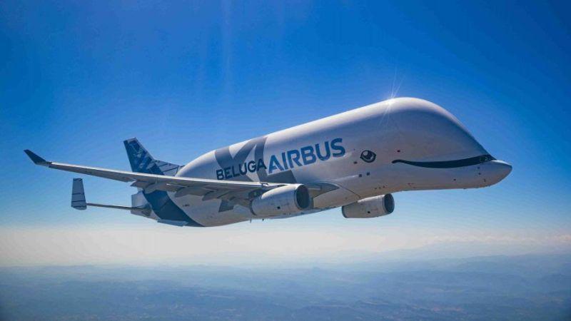 Airbus inicia operação do BelugaXL