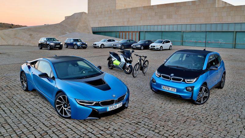 Grupo BMW anuncia que não estará no Salão do Automóvel 2020