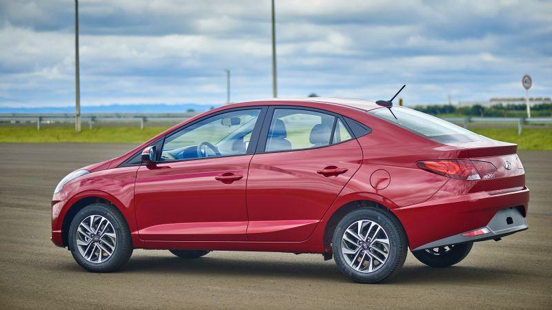 Novo Hyundai HB20 começa a ser exportado