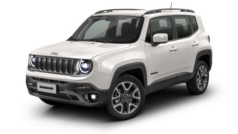 Recall da Jeep chama mais de 1.800 unidades do Renegade por problema na pinça de freio