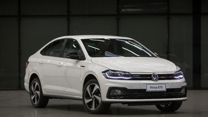 Volkswagen Virtus GTS é lançado por R$ 104.940