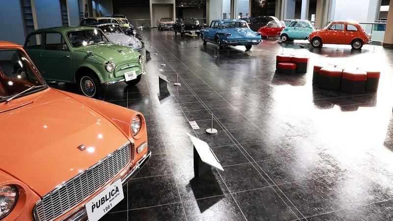 Para conhecer virtualmente: museus automotivos que valem a pena