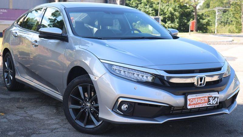 Testamos: Honda Civic Touring é bom ao volante e continua sendo um forte concorrente no segmento