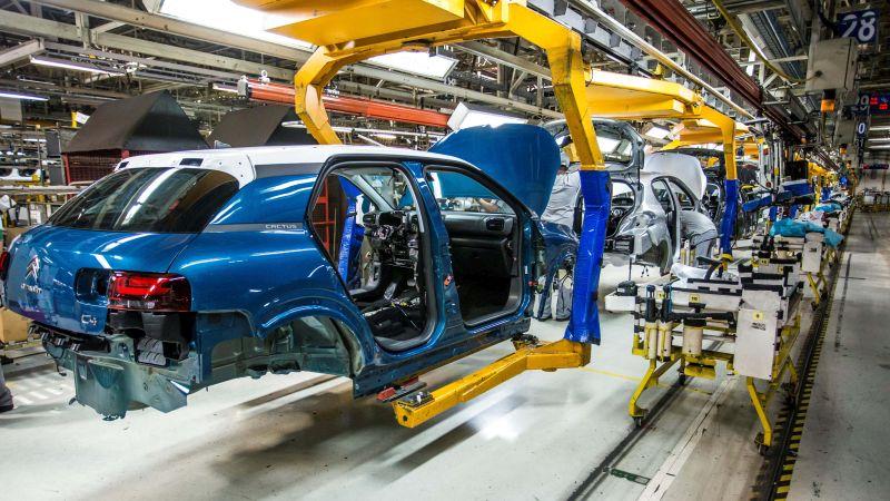 Renault e PSA anunciam a paralisação das fábricas no Brasil