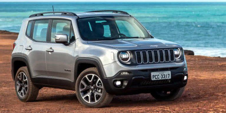 Jeep Renegade ganha linha 2021: confira preços e itens de cada versão