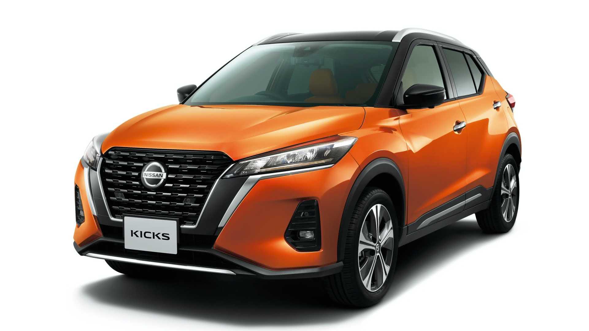 Novo Nissan Kicks 2021 será apresentado na América; quando virá ao Brasil?