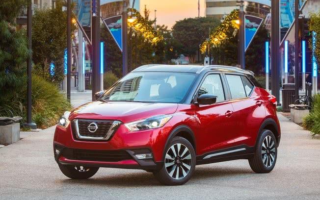 Nissan Kicks 2022 é FLAGRADO nas ruas e seu visual brasileiro é revelado