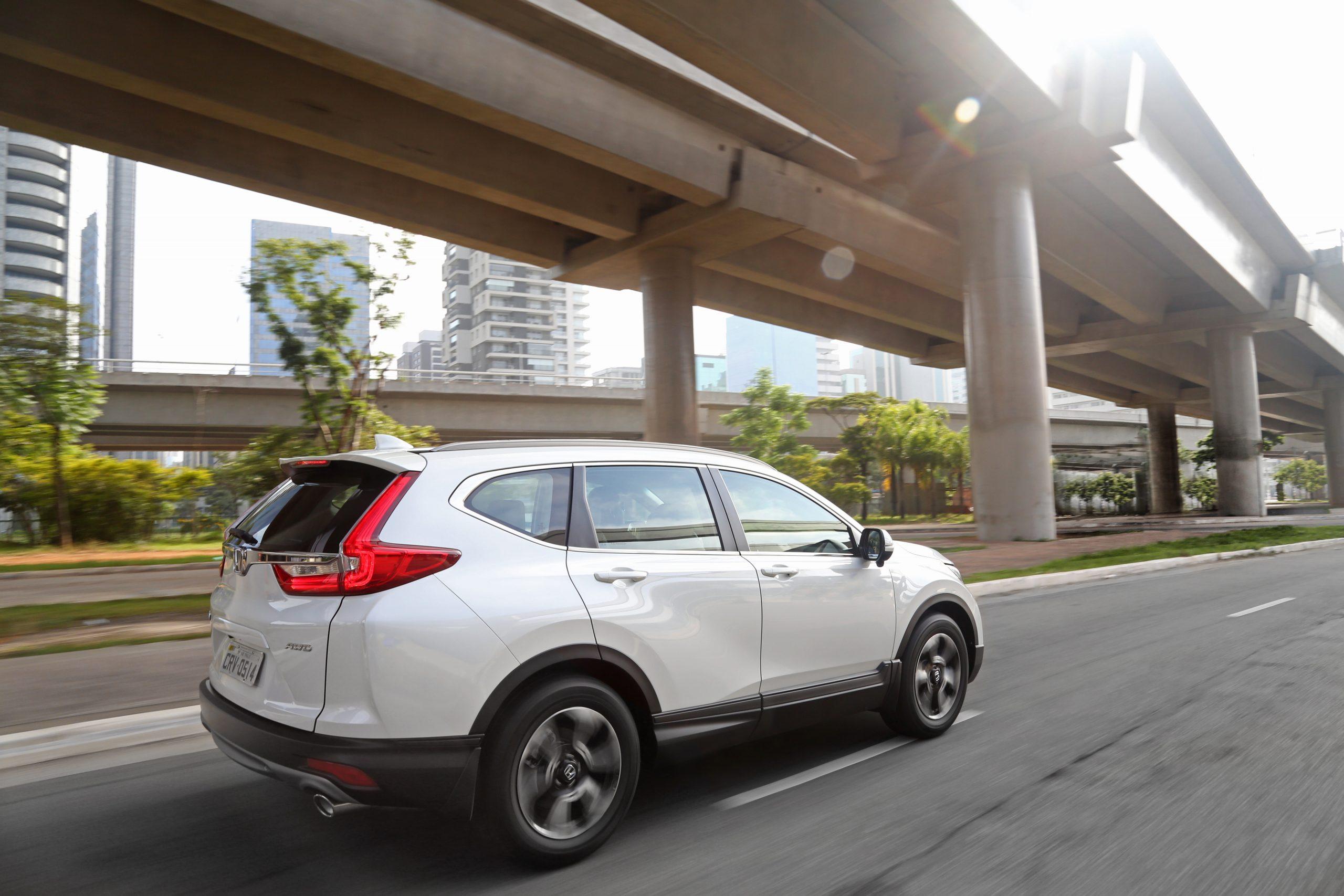 Honda CR-V 2021: veja o SUV médio que tenta brigar com ...