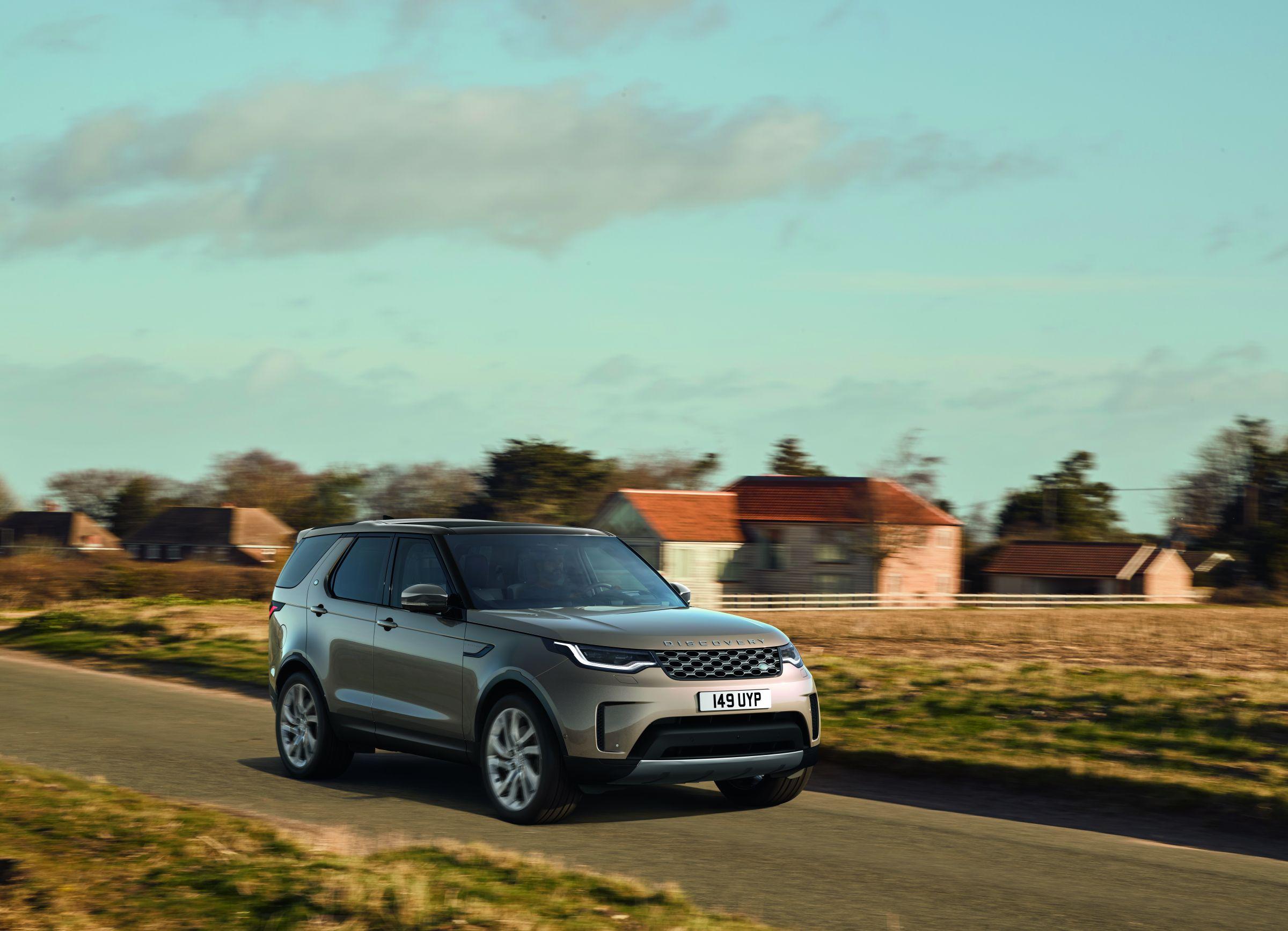 Land Rover Discovery 2021 é lançado com novo visual e preço para poucos