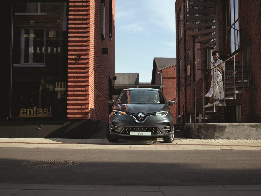 Renault Zoe 2022