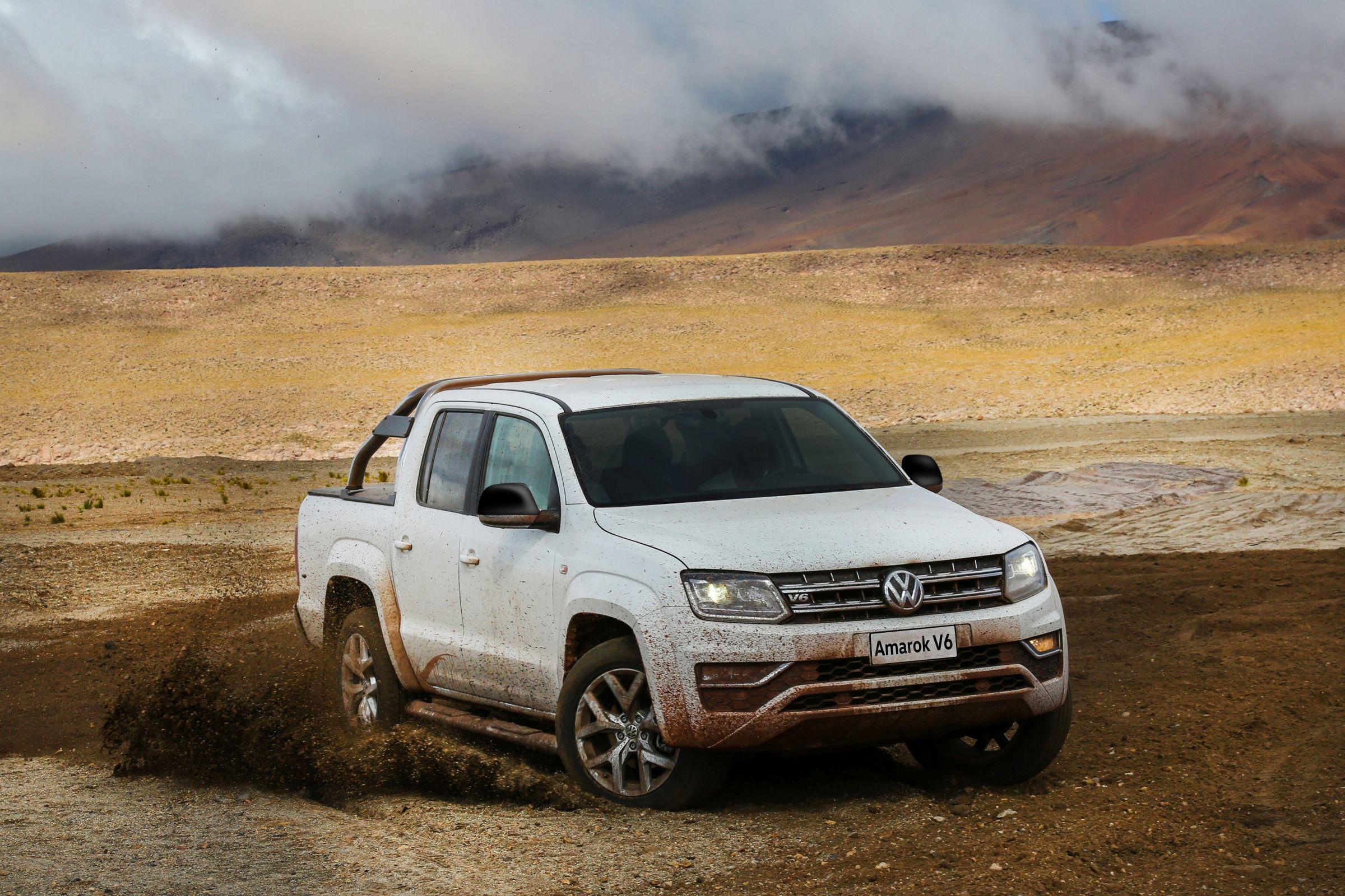 Recall da Volkswagen convoca a picape Amarok; saiba se seu veículo foi chamado