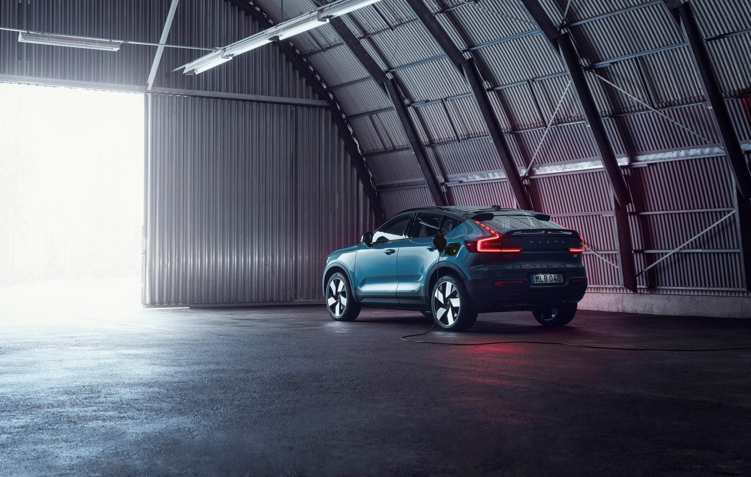 Volvo C40 está confirmado para o Brasil e chega até 2022