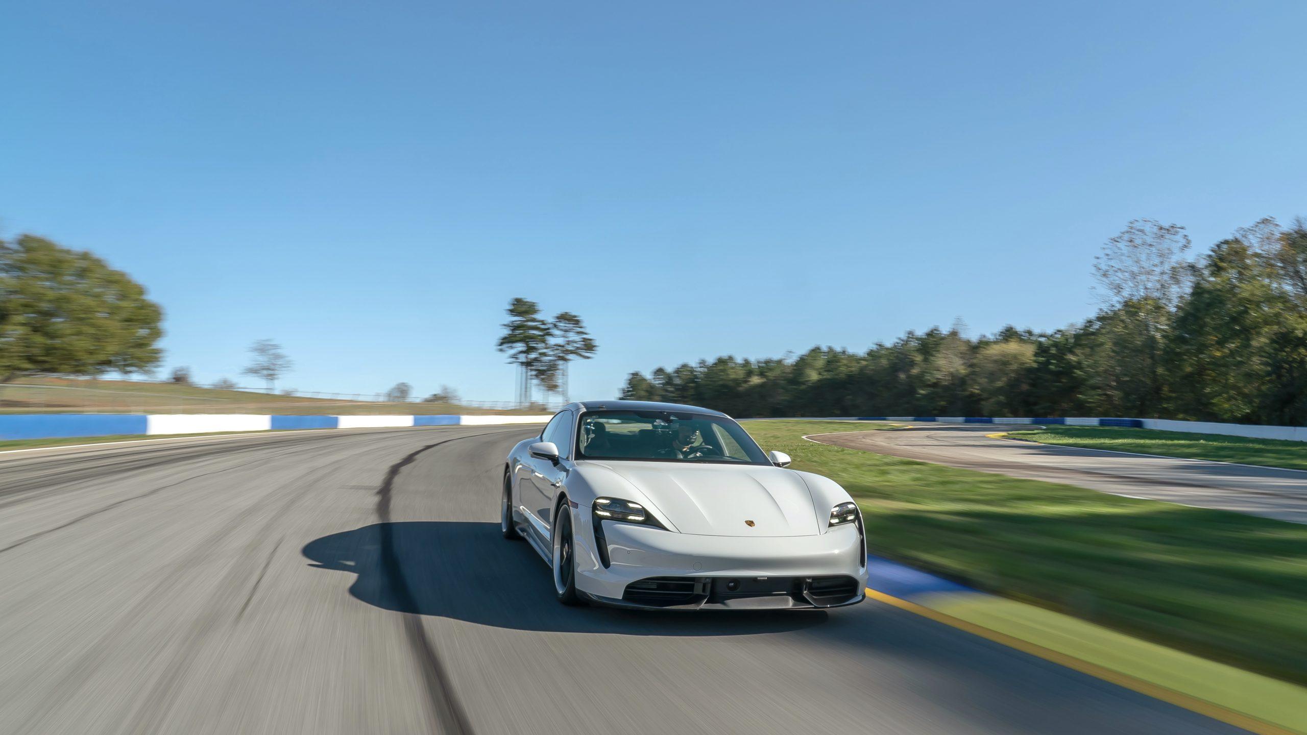 Recall da Porsche convoca três modelos de uma vez só