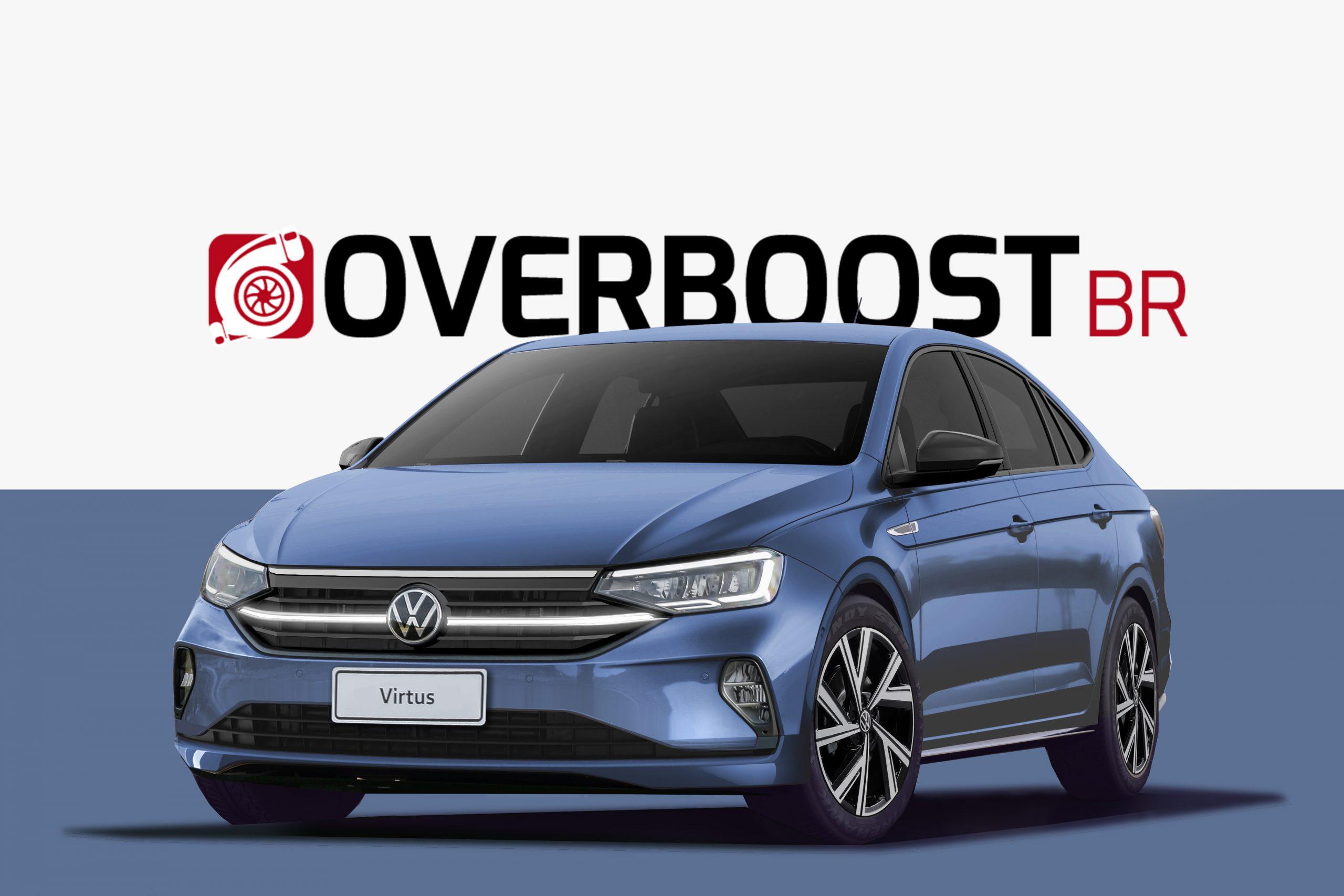 VW Virtus 2023: projeção antecipa 'visual de Nivus' do sedã