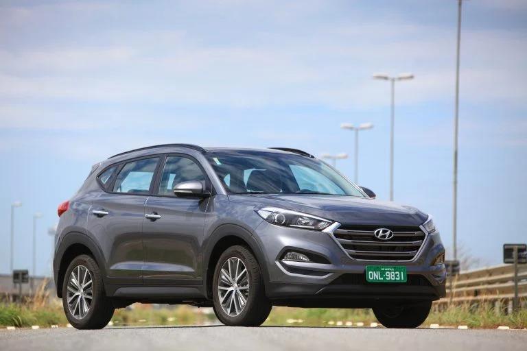 Recall da Hyundai convoca Tucson; veja o motivo