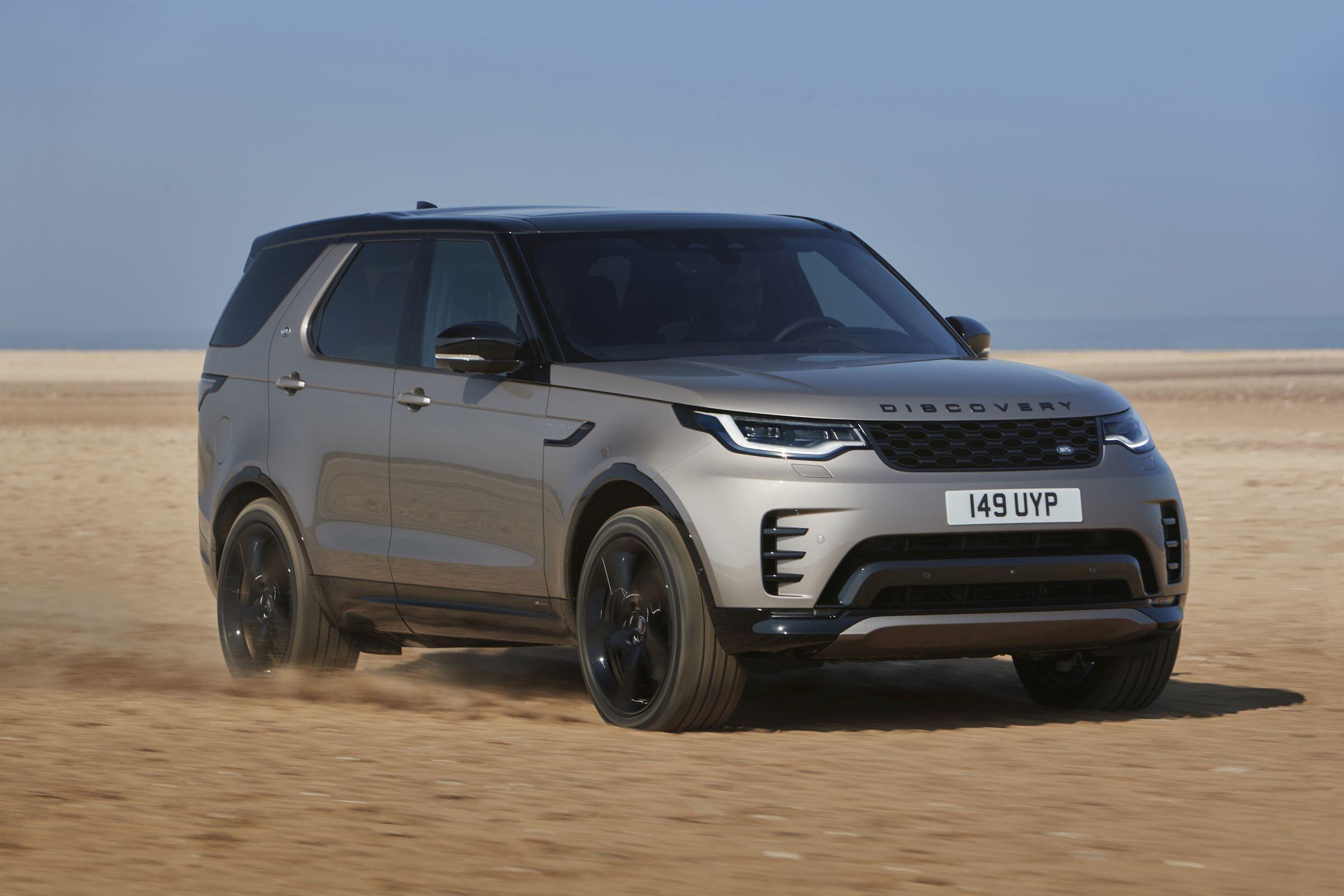 Recall da Land Rover convoca Discovery 2021