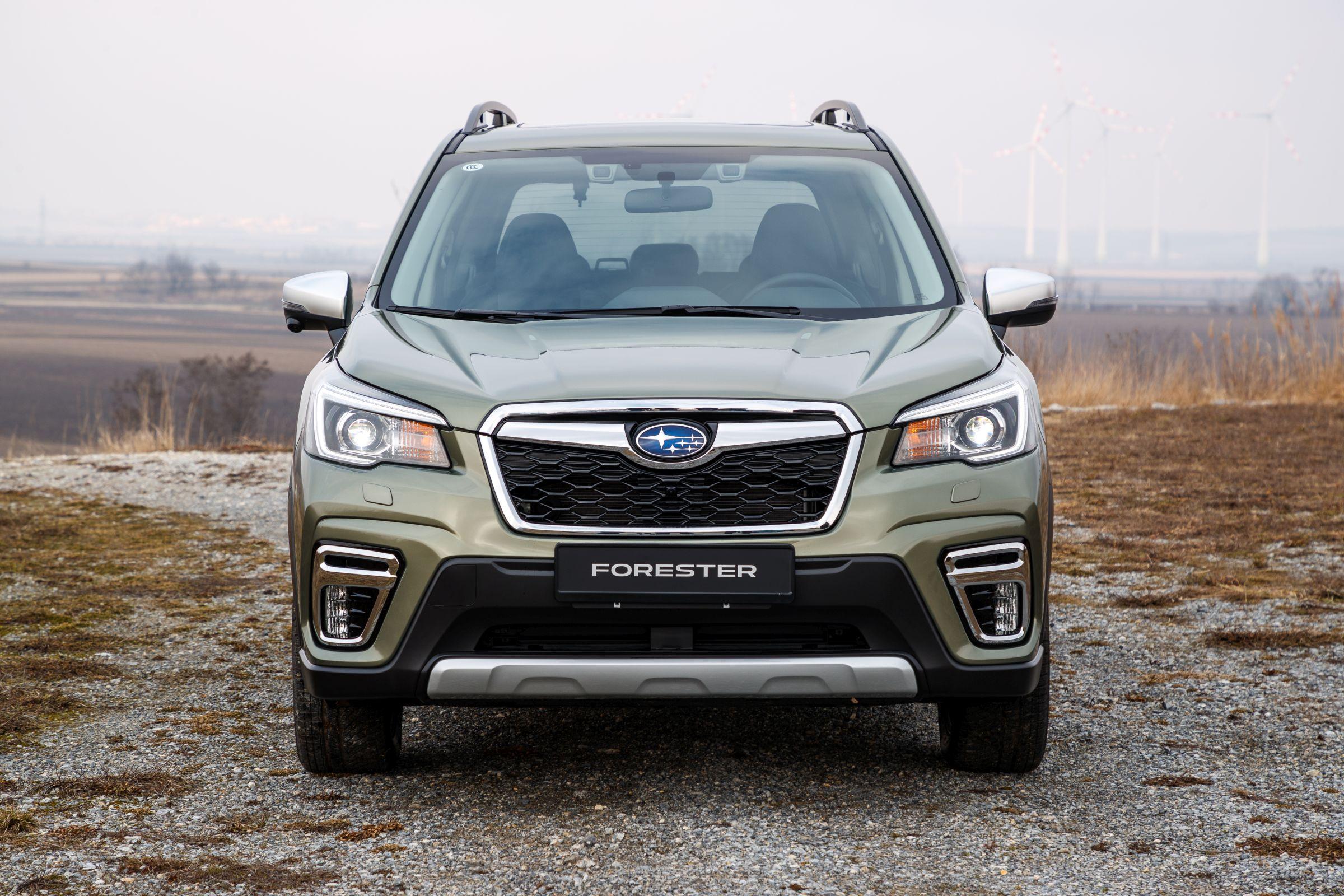 Recall da Subaru convoca XV e Forester no Brasil
