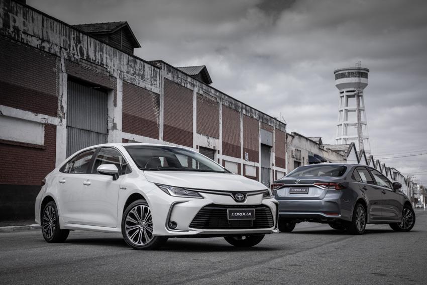 Os 5 carros híbridos mais baratos do Brasil