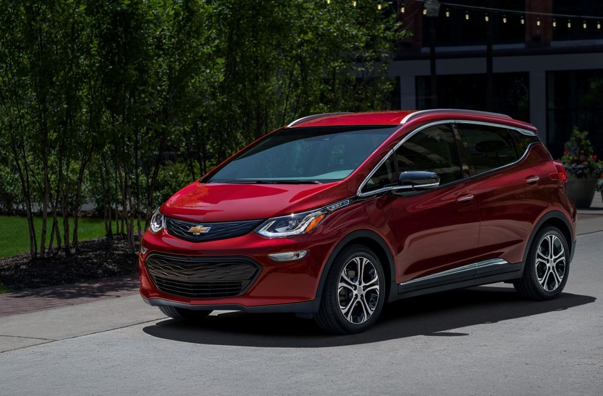 Chevrolet expande concessionárias para carros elétricos no Brasil