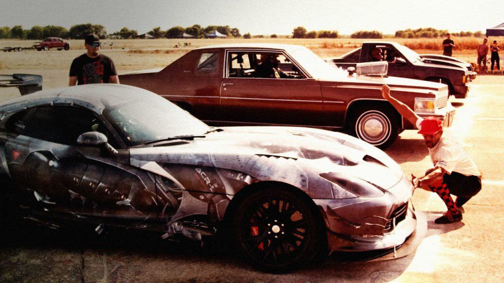 Séries sobre carros