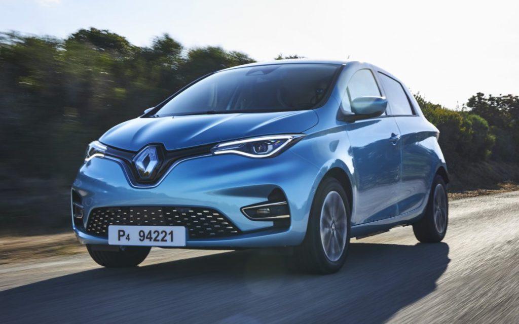 Renault Zoe 2022 é lançado em duas versões