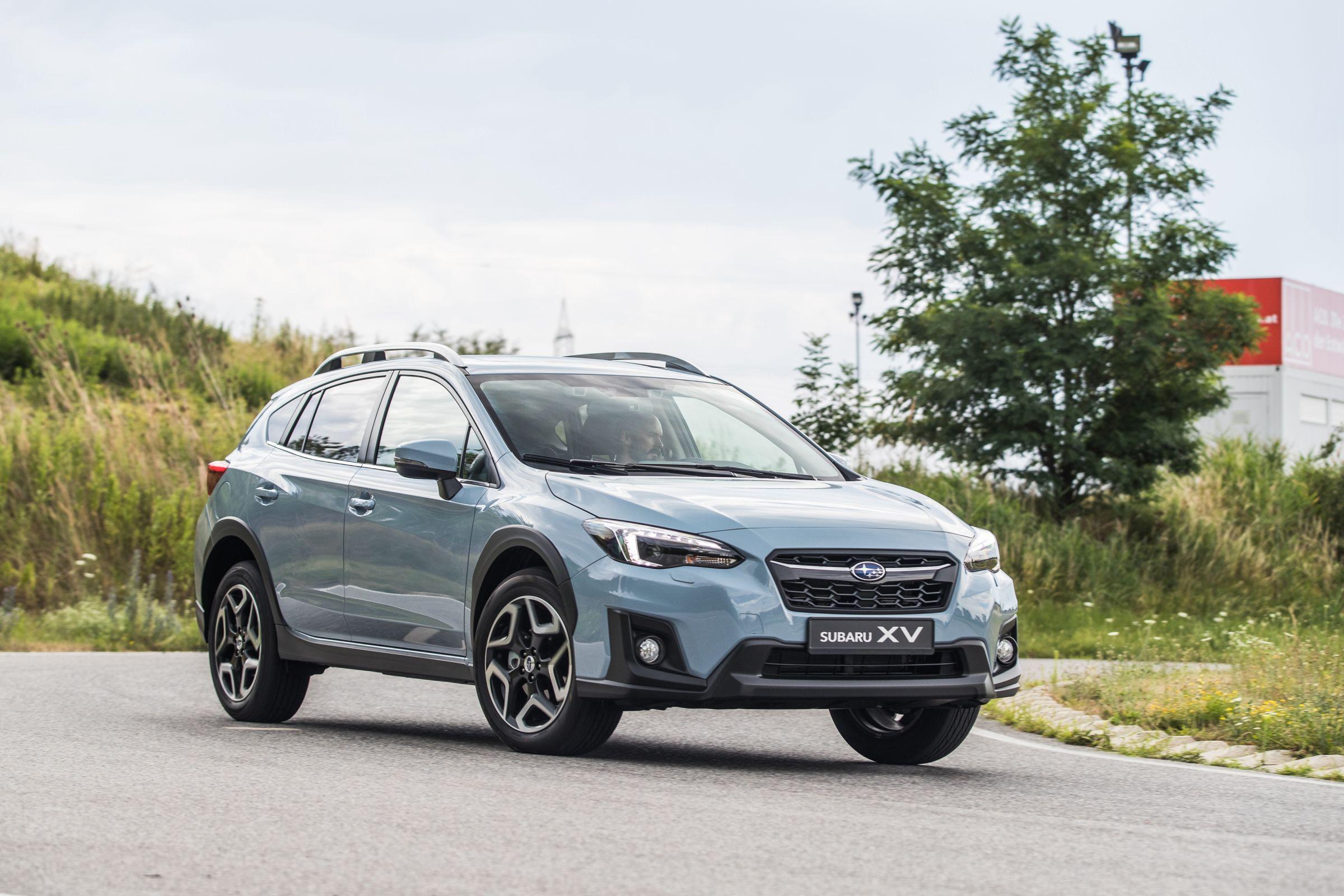 SUVs da Subaru são chamados para recall no Brasil
