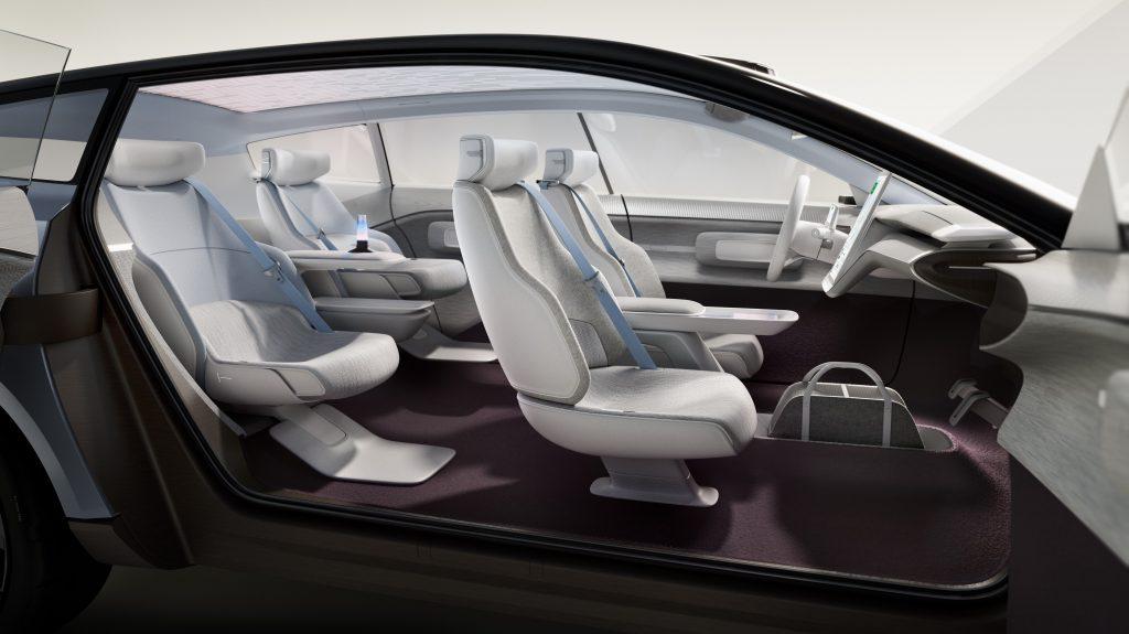 carro-conceito da Volvo