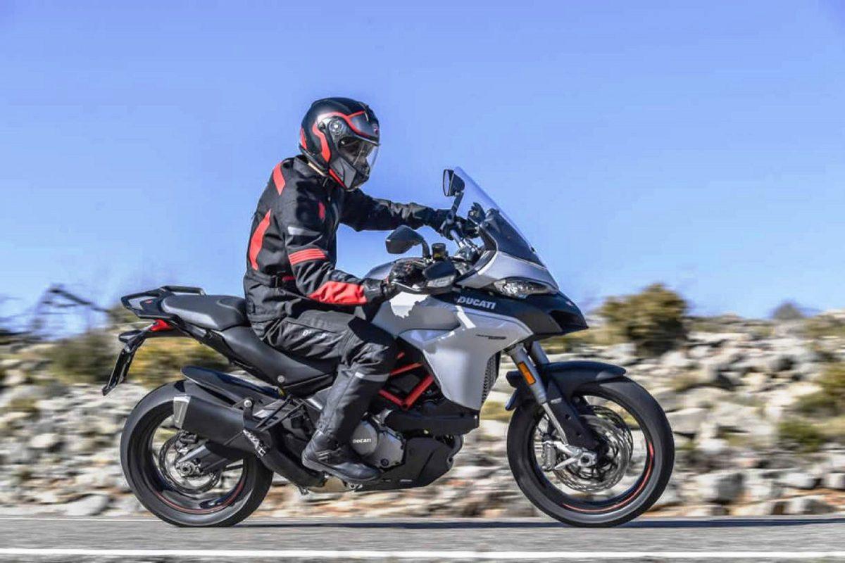 Ducati Multistrada 950S recebe diversas novidades no Brasil