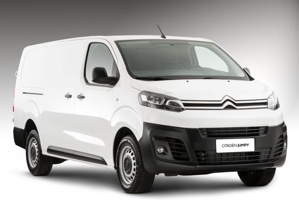 vans da Citroën