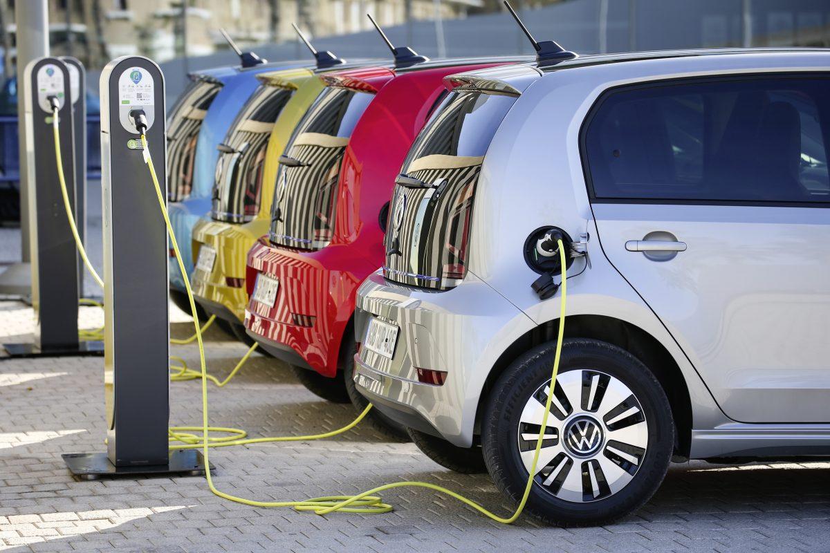 VW Up elétrico