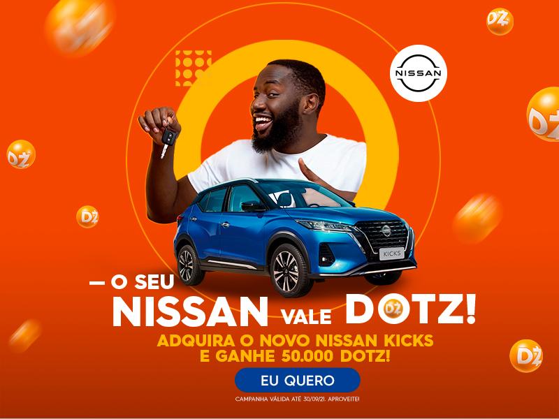 Promoção da Nissan