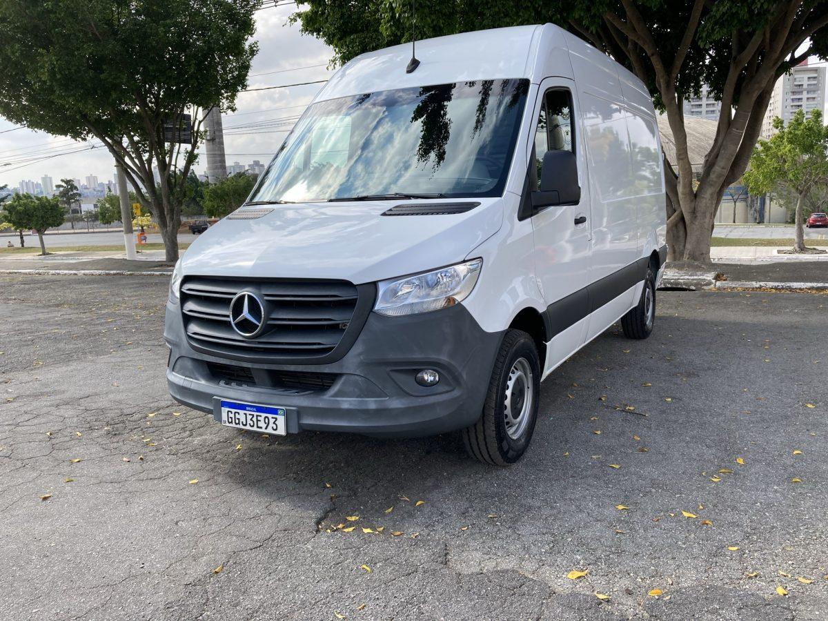 Mercedes-Benz Spinter