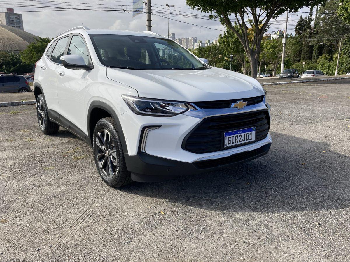 Chevrolet Tracker Premier 1.0 2022