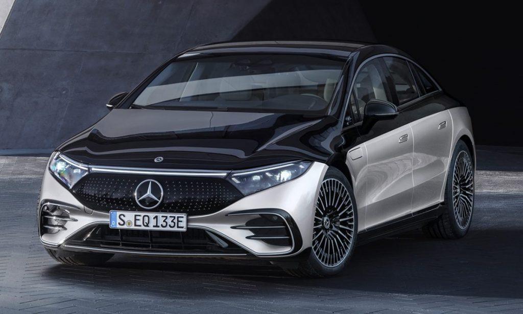 Mercedes-Benz anuncia apenas carros elétricos a partir de 2025