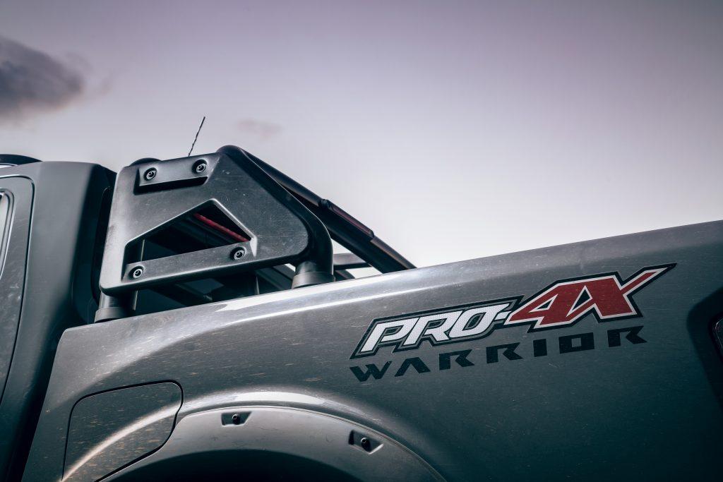Navara PRO-4X Warrior